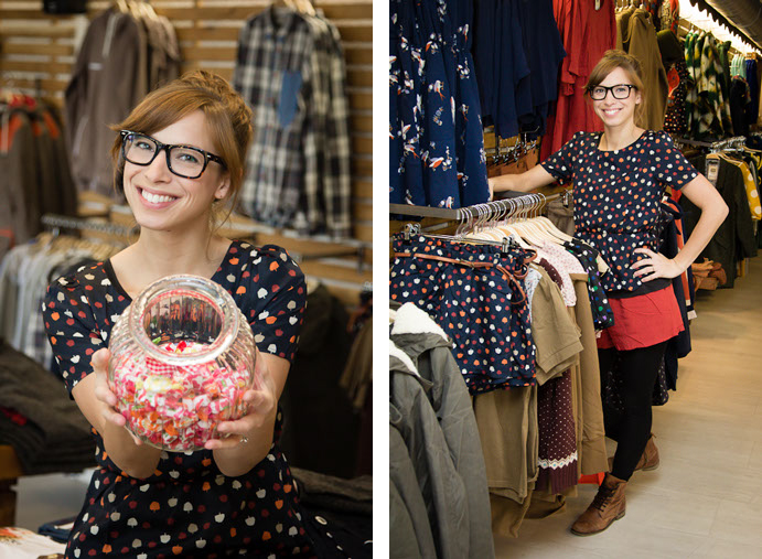Cyroline Store Stuttgart - Katharina Gast