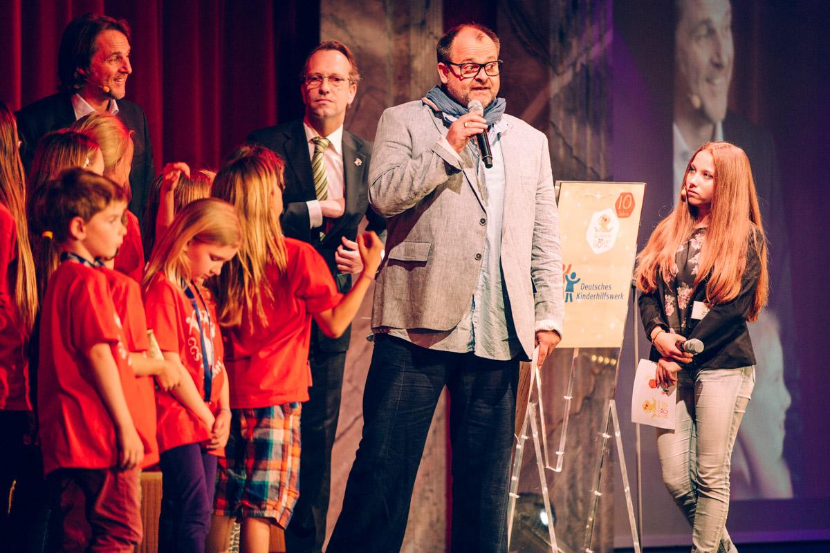 Deutsches Kinderhilfswerk Goldene Göre 2014 Markus Majowski Foto Oliver Lichtblau-19