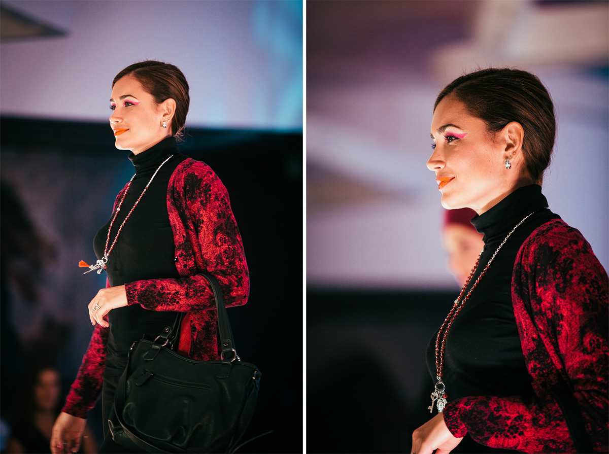 Jana Ina at Ernstings Family Fashion Show by Oliver Lichtblau