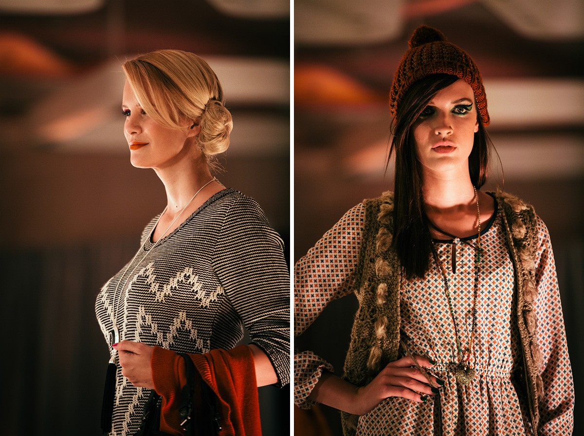 Monica Ivancan at Ernstings Family Fashion Show by Oliver Lichtblau